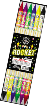 4 OZ Rocket Rockets Cuttingedge