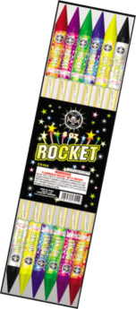 6 OZ Rocket Rockets Cuttingedge