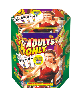 Adults Only 200 Gram Aerial Repeaters World Class