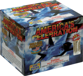 America's Celebration 500 Gram Aerial Repeaters World Class