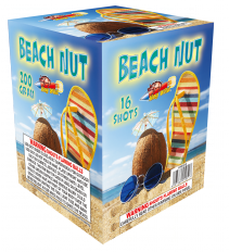 Beach Nut 200 Gram Aerial Repeaters Hog Wild