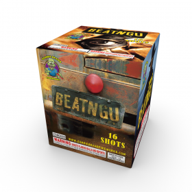 Beatngu 200 Gram Aerial Repeaters Zombie Brand