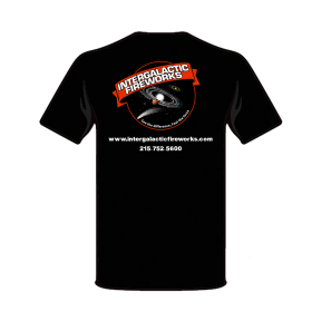 Intergalactic Shirt Black