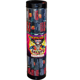 Black Label M-150 Salute Firecrackers Mad Ox