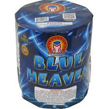 Blue Heaven 200 Gram Aerial Repeaters Magnus