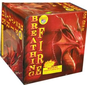 Breathing Fire 500 Gram Aerial Repeaters World Class