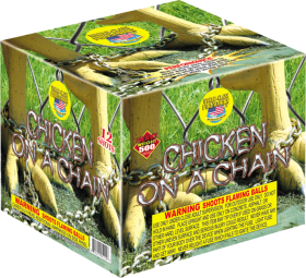 Chicken On A Chain 500 Gram Aerial Repeaters World Class