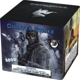 Counter Strike 500 Gram Aerial Repeaters Hardcore Pyro