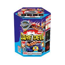 Dare Devil 200 Gram Aerial Repeaters Miracle