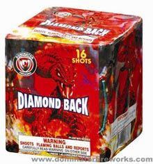 Diamond Back 200 Gram Aerial Repeaters Dominator