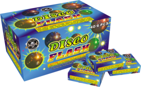 Disco Flasher Novelties Cuttingedge