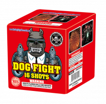 Dog Fight 200 Gram Aerial Repeaters Cuttingedge
