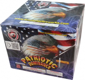 Patriotic Dominance 500 Gram Aerial Repeaters Dominator