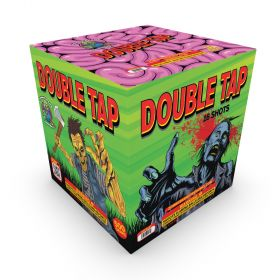 Double Tap 500 Gram Aerial Repeaters Zombie Brand