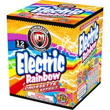 Electric Rainbow 200 Gram Aerial Repeaters Dominator