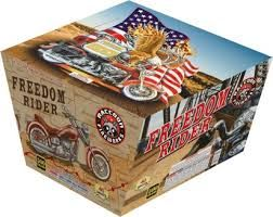 Freedom Rider 500 Gram Aerial Repeaters Racoon