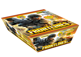 Frontlines 500 Gram Aerial Finales World Class