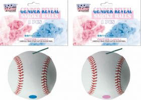 Gender Reveal Balls Pink Novelties Boom Wow