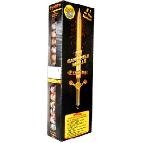 Excalibur Artillery Shells World Class