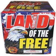 Land Of The Free 500 Gram Aerial Repeaters Mad Ox