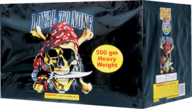 Loyal To None 500 Gram Aerial Repeaters World Class