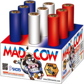 Mad Cow 200 Gram Aerial Repeaters Mad Ox