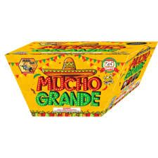 Mucho Grande 500 Gram Aerial Repeaters Mad Ox