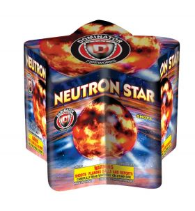 Neutron Star 200 Gram Aerial Repeaters Dominator