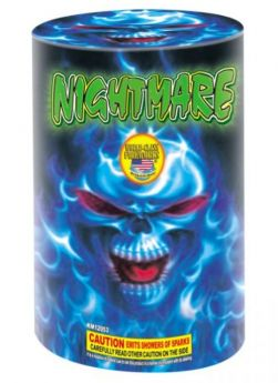 Nightmare 500 Gram Fountains World Class