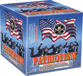 Patriotism 500 Gram Aerial Repeaters Cuttingedge