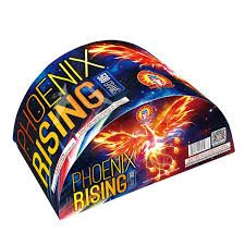 Phoenix Rising 500 Gram Fountains Magnus