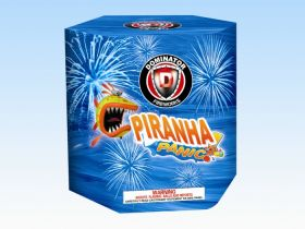 Piranha Panic 200 Gram Aerial Repeaters Dominator