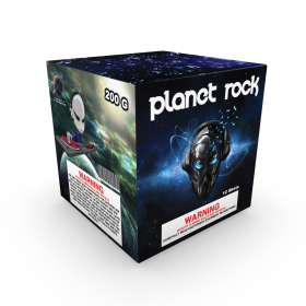 Planet Rock 200 Gram Aerial Repeaters Planet X