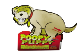 Poopy Puppy Novelties Boomer