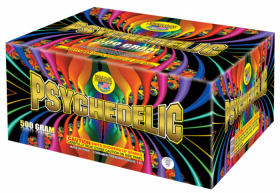 Psychedelic 500 Gram Fountains World Class