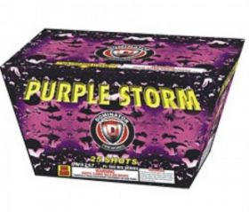 Purple Storm 500 Gram Aerial Repeaters Dominator