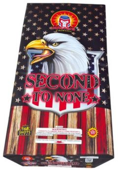 Second To None 500 Gram Aerial Finales Magnus