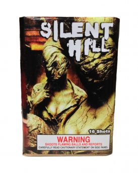 Silent Hill 200 Gram Aerial Repeaters Hardcore Pyro