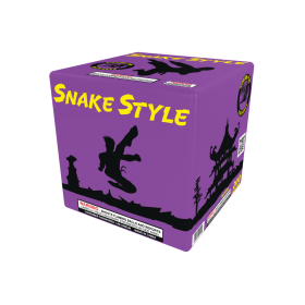 Snake Style 200 Gram Aerial Repeaters Hardcore Pyro