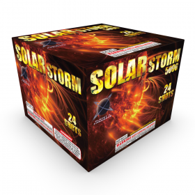 Solar Storm 500 Gram Aerial Repeaters Planet X
