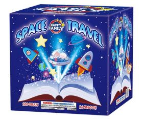 Space Travel 500 Gram Aerial Repeaters Happy Family