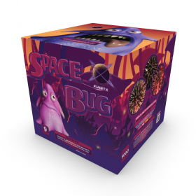 Space Bug 500 Gram Aerial Repeaters Planet X