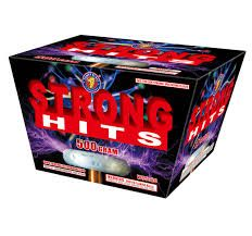 Strong Hits 500 Gram Aerial Repeaters Power Blasts