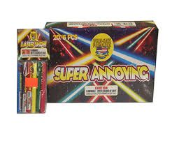 Super Annoying Novelties World Class