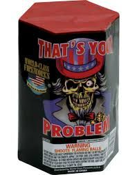 That's Your Problem 200 Gram Aerial Repeaters World Class