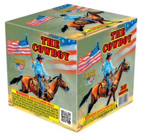 The Cowboy 200 Gram Aerial Repeaters World Class