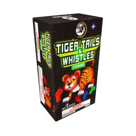Tiger Tails and Whistles Artillery Shells Hardcore Pyro