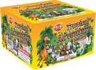 Tropical Adventure 200 Gram Aerial Repeaters Iron Man