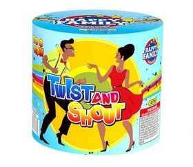 Twist And Shout 500 Gram Aerial Repeaters Happy Family