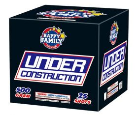 Under Construction 500 Gram Aerial Repeaters Happy Family
